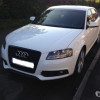 1       194112270  AUDI A3 Sportsback S Line 1.4 TSFi 5dr FOR SALE!!  39800 mile(s)   Individual  West Midlands    £17,000 One owner kept in mint pristine condition just like brand new.White Ibis 61 plate. Half Leather Interior. MOT till August 2019.
