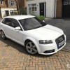 3       195651425  Audi A3 2.0 TDI S line Sportback 2008  87500 mile(s)   Individual  Herefordshire    £2,200 Excellent Condition inside and out Full service history Next MOT due Oct 2019       cars for sale HerefordshireHereford