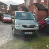4       197482662  Volkswagen Caravelle Exec 2.5 Tdi 2006  76500 mile(s)   Individual  North West London    £4,200 Full service history, 2006 VW Caravelle 2.5tdi Executive, 6 seats (in half grey leather and grey alcantara) and table. Auto, Electric r